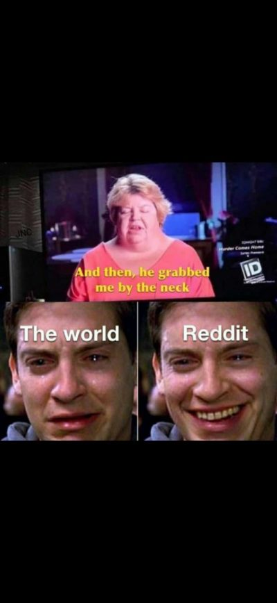 Haha redditor chungus