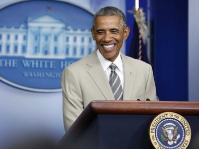 Remember when Obama wore a tan suit and the republicans went nuts, also remember when he didn't fudge a crisis and cause an estimated 200,000 American's to die, those were the days