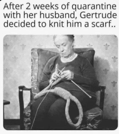 Husband bad this time