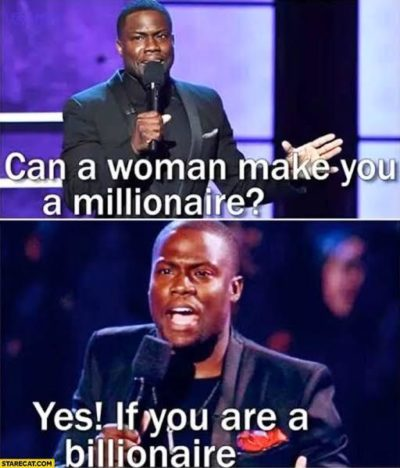 Haha, women bad, amirite?