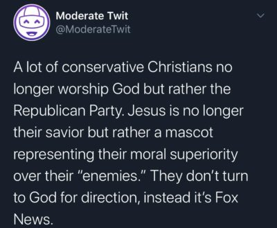 Church of GOP.