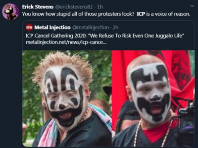 Insane clowns