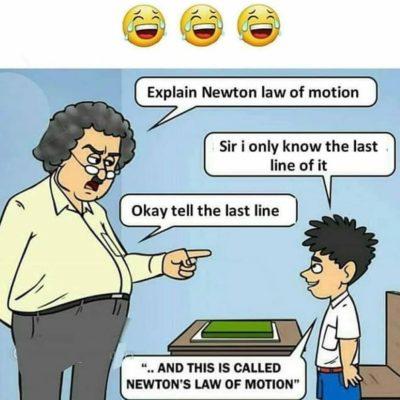 Haha kid dumb