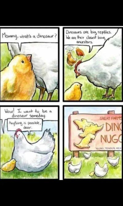 Dino's mum