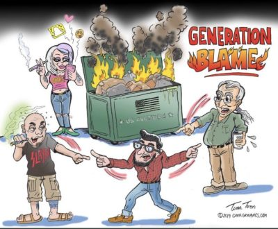 Every generation sucks.