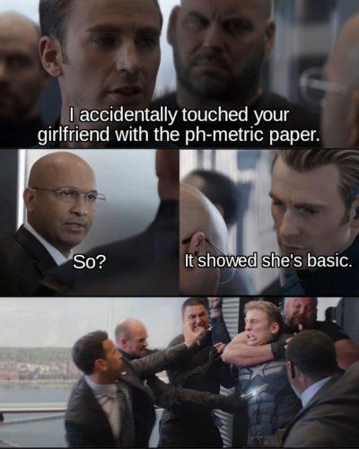 Damn Cap….