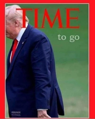 Time Magazine's new cover