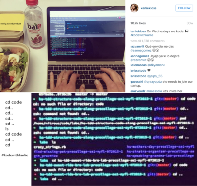 Sums up almost all programmers on Instagram
