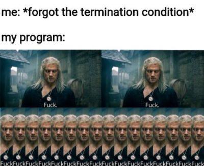 It's recursive time