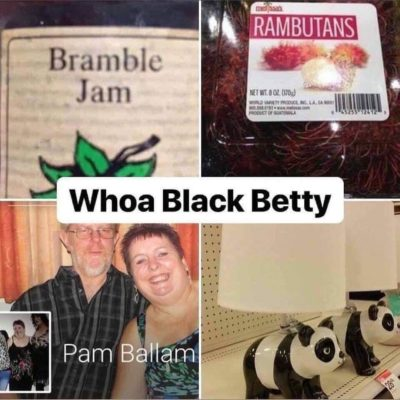 Whoa Black Betty