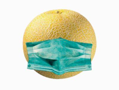 Mask Melon