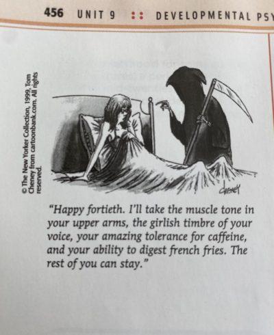 Found in psychology book