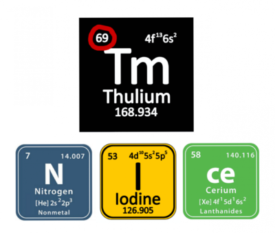 Thulium is the best element