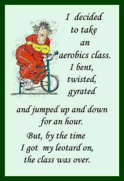 Aerobic boomer