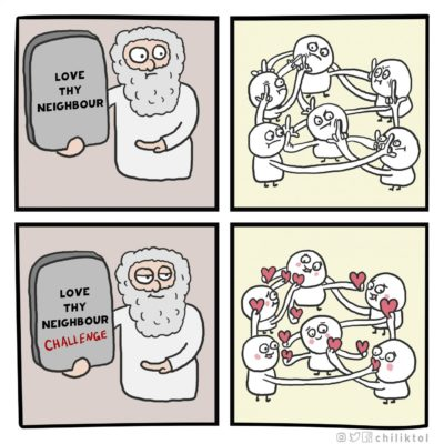 Challenges bad