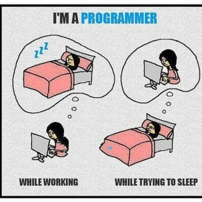 The programmer paradox..