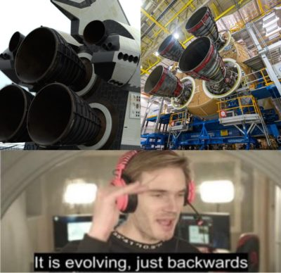 Reusable engines ain't made to be thrown away!