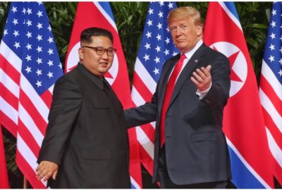 "tRump on Kim Jong Un's health: ""I wish him the best"". tRump on Romney's health: ""Oh, that's too bad!"" More sympathy for a dictator than an American."