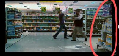 Unrealistic scene in Zombieland