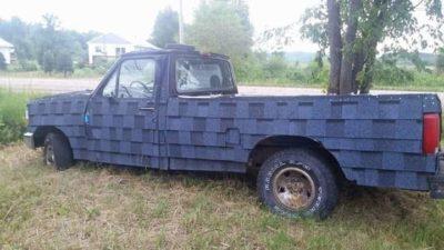 Its a shingle cab!