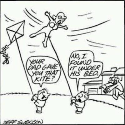 Boomer Kite