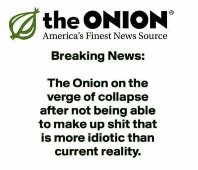Save the Onion
