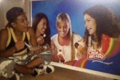 How it feels connecting with friends on Zoom for happy hour.