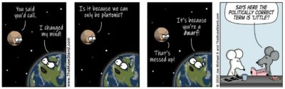 Poor Little Pluto