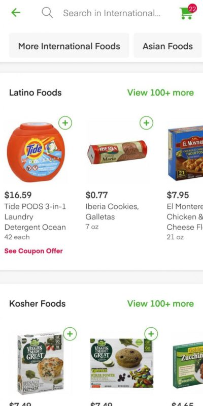 Instacart… please don't encourage them…
