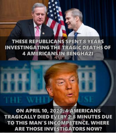 Orange Man's Benghazi