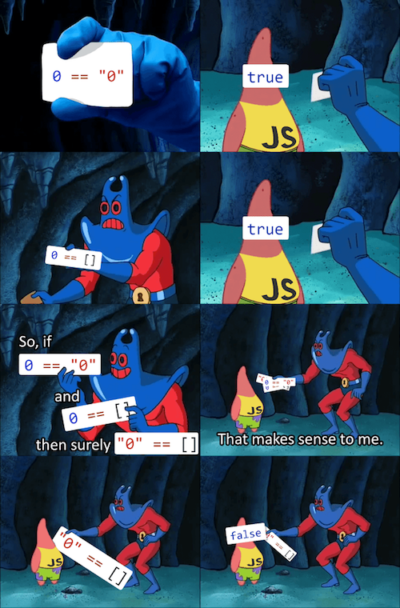JavaScript, please