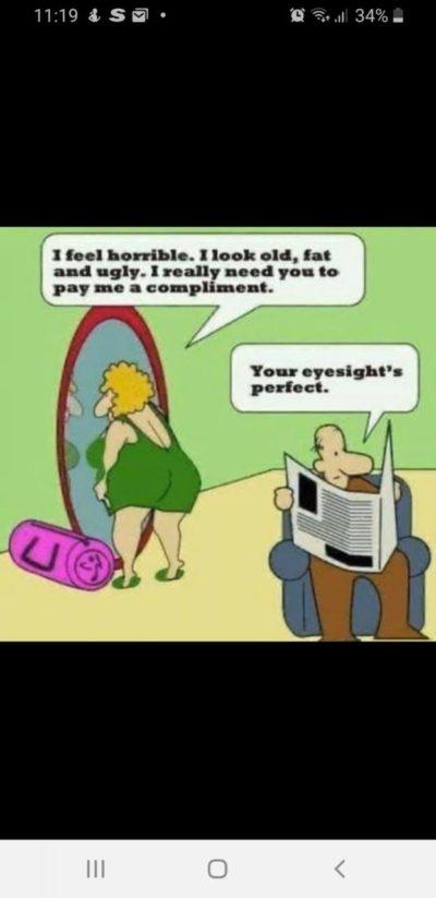 Hahaha more loveless marriages