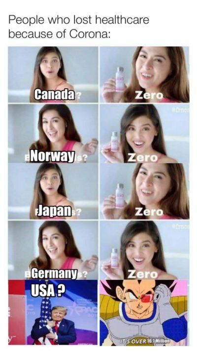 USA! USA! …