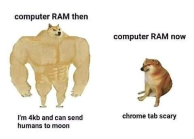 The destroyer of RAM