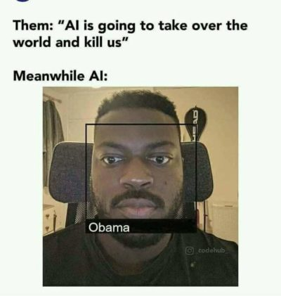 Meanwhile AI…