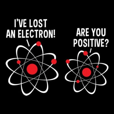 where the hell is the electron