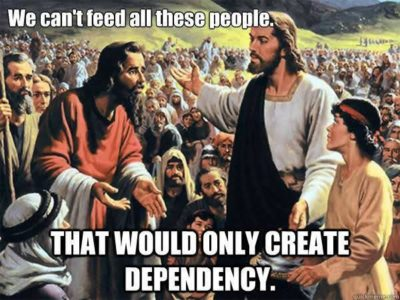 How the GOP sees Jesus