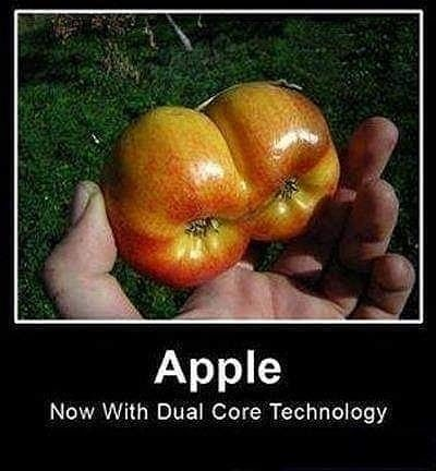 Dual core technology
