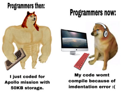 Looking at you python !