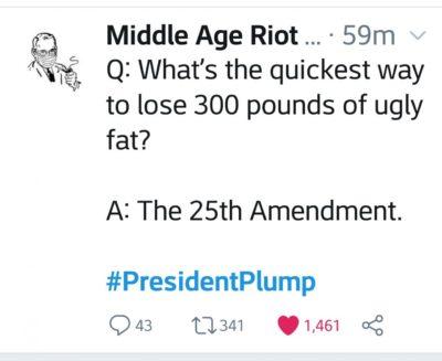 President Plump