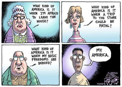 My Amercia!
