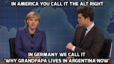 The usa and germany.