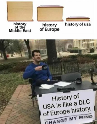 Change my mind