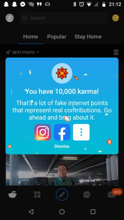 I can feel the internet sarcasm. Thanks reddit.