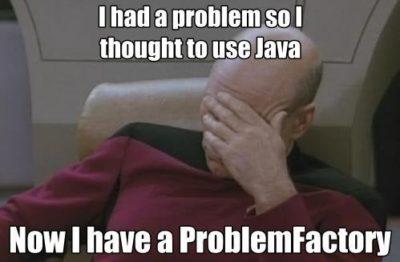 ProblemFactory!