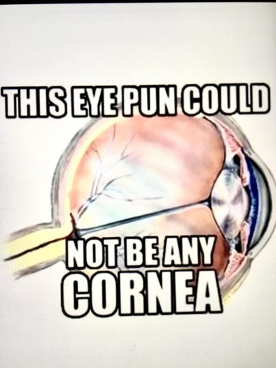 Really cornea