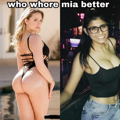 who whore it better
