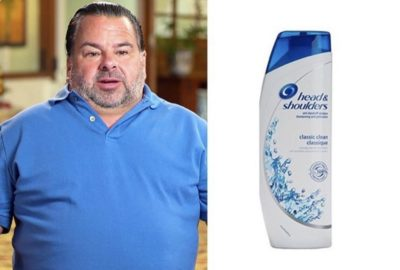 If head and shoulders was a person