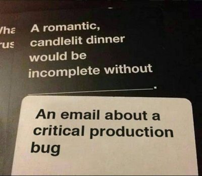 Cards Against Developers