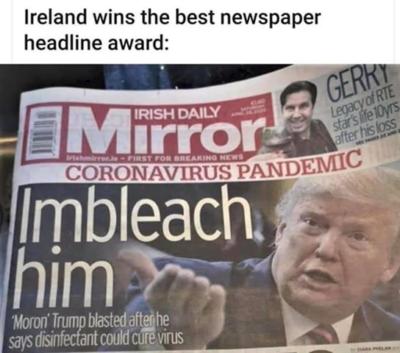 This headline